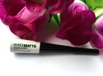 Maybelline Hyper Matte Liquid Liner Review, Swatches