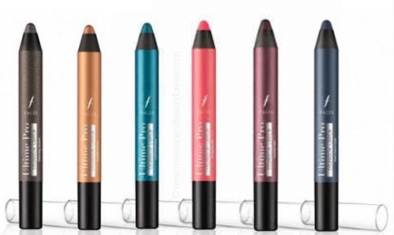 All Faces Ultime Pro Eyeshadow Crayons 6 Shades Review Swatches Dancing Queen 01 Night Fever 02 Last Christmas 03 Uptown Girl 04 Staying Alive 05 Shes Got D Look