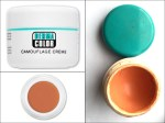 Kryolan Derma Color Camouflage Crème D30 Review, Swatches