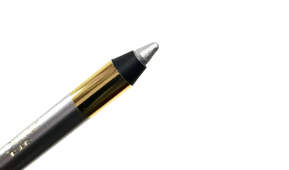 L'Oreal Infallible Silkissime Eyeliner Silver Argente Review Swatches tip