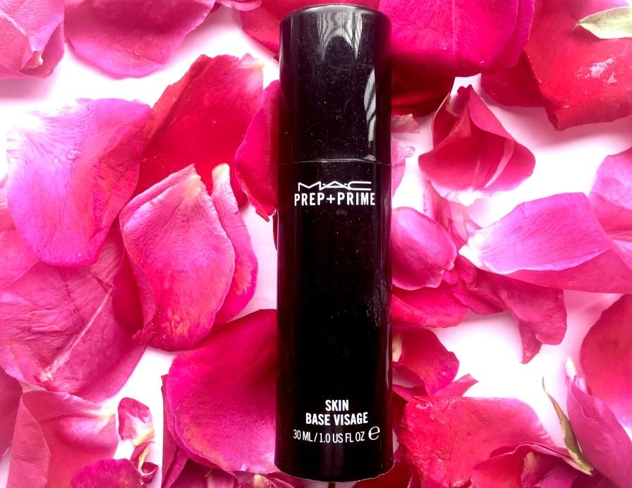 MAC Prep + Prime Skin Base Visage Review Swatches mbf blog