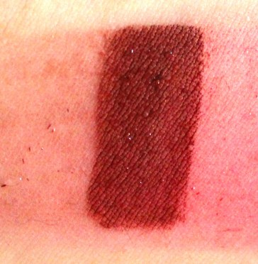 Dose of Colors Matte Liquid Lipstick Brick Review Swatches Smudge Test