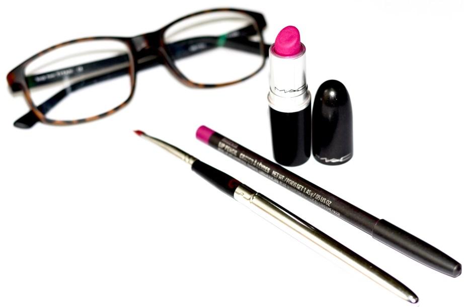 MAC Flat Out Fabulous Retro Matte Lipstick Review Swatches blog MBF