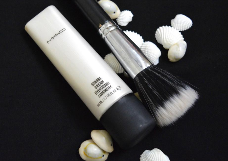 MAC Strobe Cream Review Swatches Demo