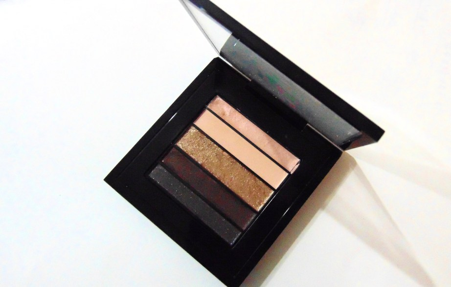 MAC Veluxe Pearlfusion Eyeshadow Palette Copperluxe Review Swatches MBF blog