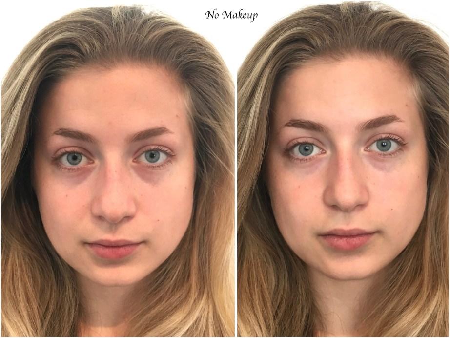 Clinique Superbalanced Makeup Foundation Review Swatches Demo No Makeup