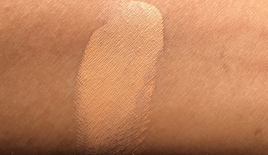 Kryolan DermaColor Camouflage Cream D5 Review Swatches Unblended