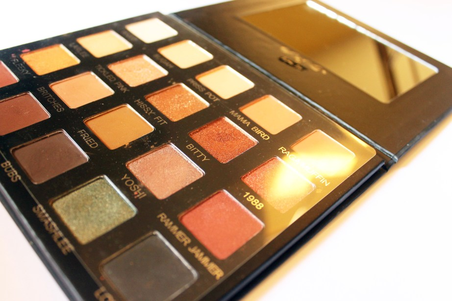 Violet Voss x Laura Lee Eye Shadow Palette Review Swatches All Shades