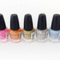L.A. Colors Color Craze Hex Glitter Polish {Review}