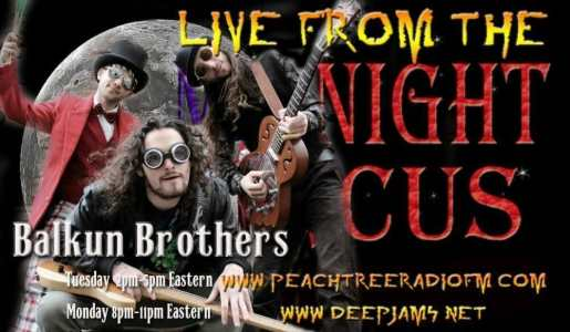 LIVE from the Midnight Circus 3/3/2015