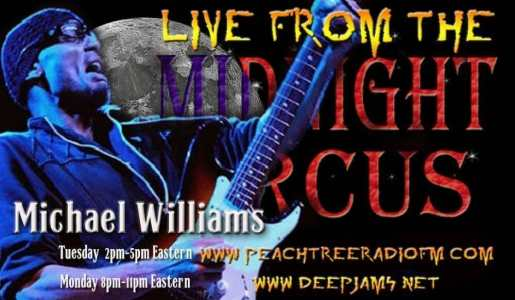 LIVE from the Midnight Circus 3/31/2015