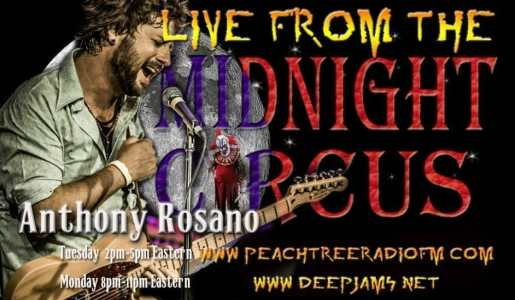LIVE from the Midnight Circus 4/14/2015