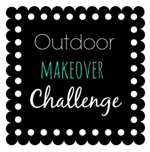 Outdoor Makeover Challenge @ making it in the mountains