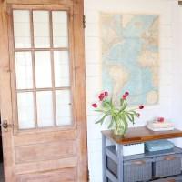 Antique Sliding Door