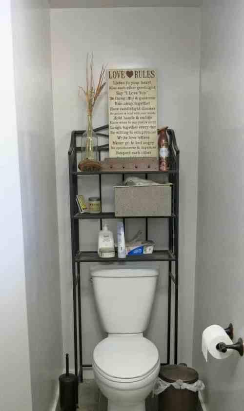 Medium Of Floating Shelves Bathroom