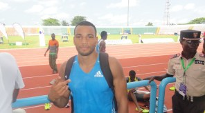 Alex Al-Ameen, recently switched allegiances from Team GB, and placed second in the 110m Hurdles at the 2014 Nigerian Trials (his father is Nigerian)