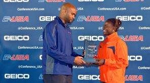 Photo Credit: UTEP Track & Field/Cross Country