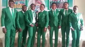 Team Nigeria Wrestling team