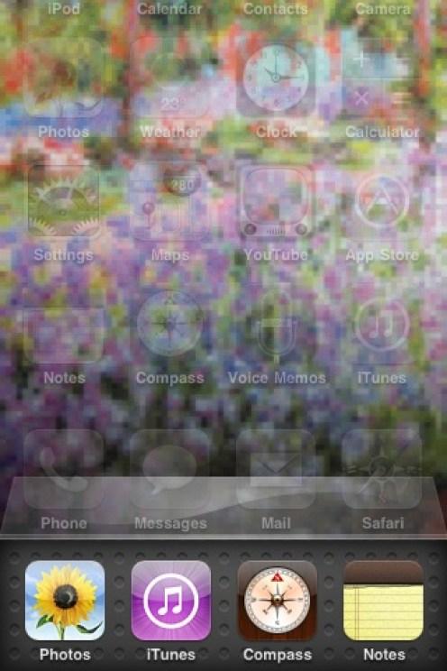 iPhone OS 4 multitasking