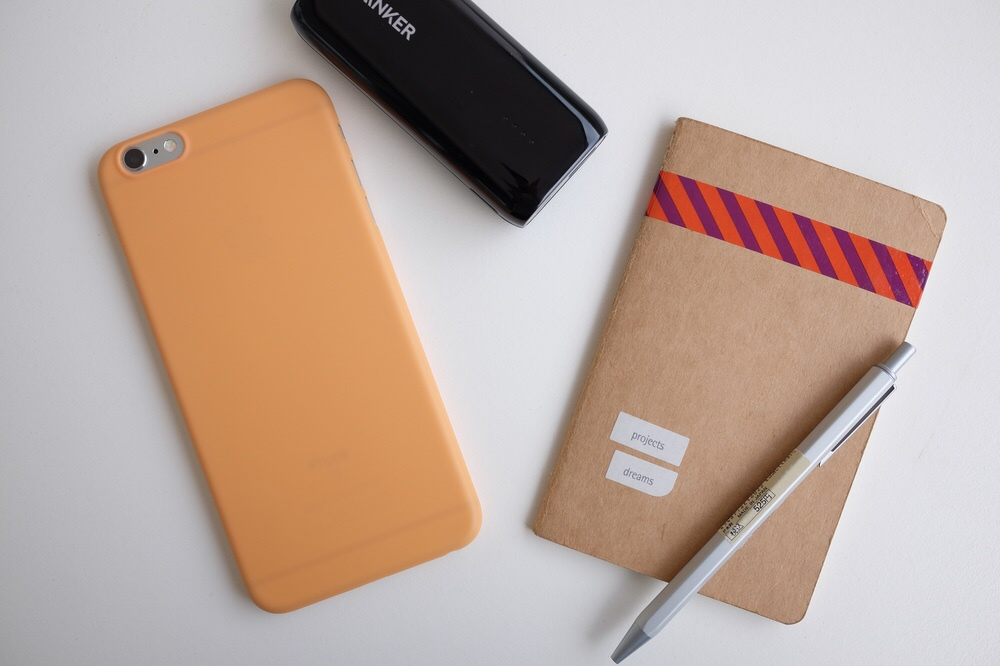 Peel, fundas minimalistas para iPhone y iPad