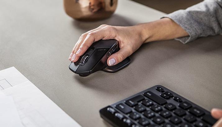 Un ratón perfecto: Logitech MX Master