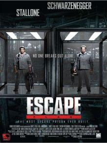 Escape Plan Kapak
