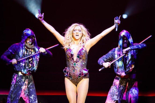 Kesha - Brixton Academy, London 15/07/13