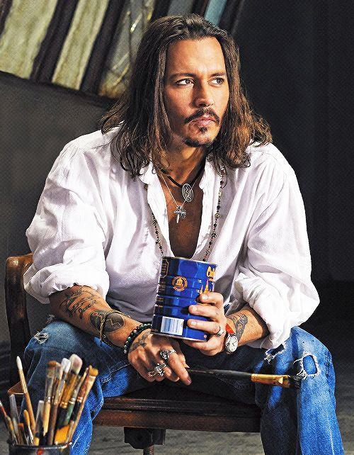 Johnny Depp   MaksatBilgi Johnny Depp Looks