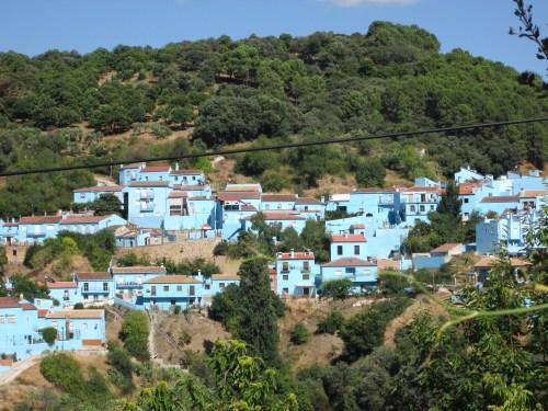 Juzcar smurf town