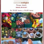 Organic market in Malaga this Saturday, April 28