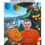Loquat Day in Sayalonga, Sunday, May 6