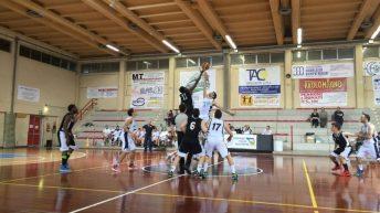 Gara 1 finale playoff: Marotta supera Ascoli Towers 65-62