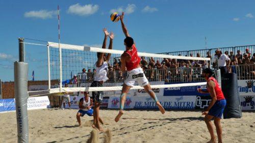 Campionato Italiano di Beach Volley under 21 a Marotta