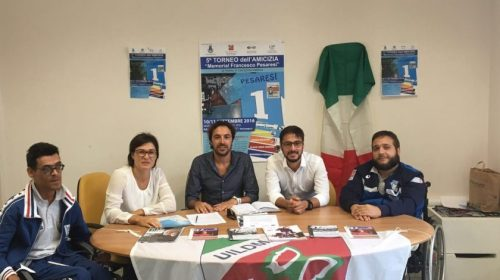 "V^ Torneo dell'Amicizia ""Memorial Francesco Pesaresi"""