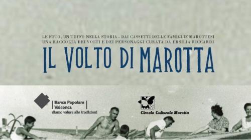 """Il Circolo Culturale presenta il volume """"Il Volto di Marotta"""""""
