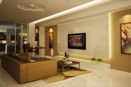 malaysia interior design terrace house kota kemuning 021