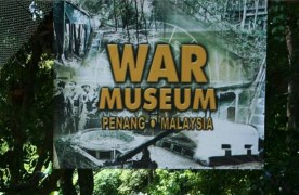 What Do Spirits Comment About the Penang War Museum?