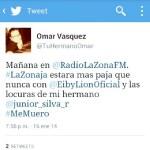 Eiby Lion Mañana En RadioLaZonaFm