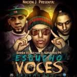Jetson El Super Ft. Barber Viernes 13 & Kas-PR – Escucho Voces (Prod. El Jetty)