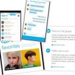 Microsoft anuncia el lanzamiento de un Skype para móviles completamente rediseñado