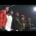 Nicky Jam Ft De La Ghetto, J balvin, Zion y Arcangel – Travesuras Remix (Live Choliseo 2015)