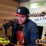 Farruko – Oxigeno FM (Entrevista) (2015)