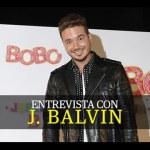 J. Balvin – La Razón de México (Entrevista)