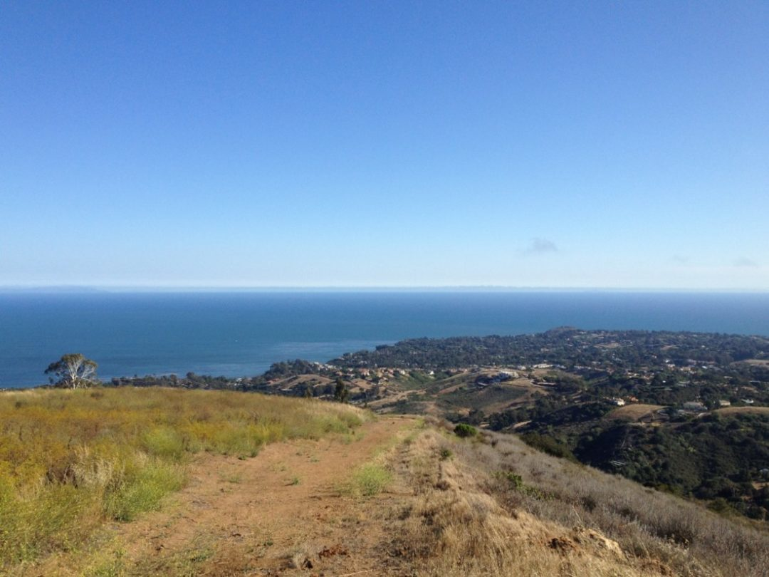 Panoramic Views on Murphy Way, Malibu Land for sale