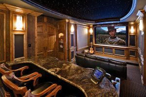 10 Luxury Home Theaters That Will Make Your Mouth Water