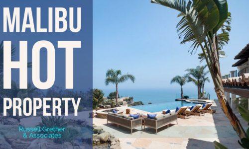 Malibu Hot Property: Elegant Tuscan Luxury Malibu Estate