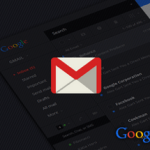Gmail Re-Design. Intense Web Infographic