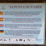 Punta de n'Amer Mallorca Naturschutzgebiet