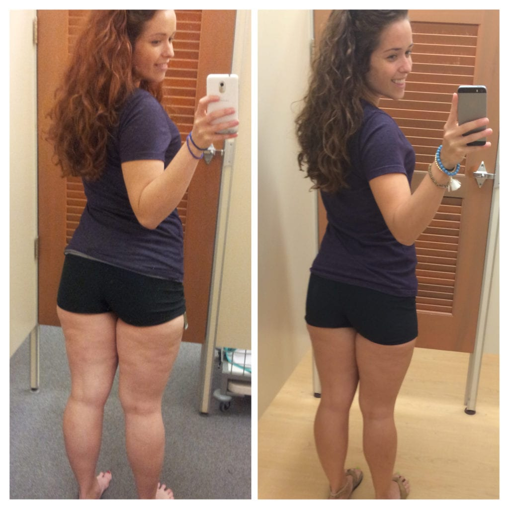 Running Versus Weight Lifting