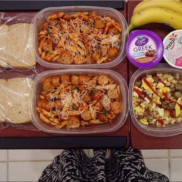 road trip meal prep for iifym
